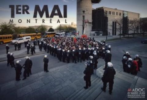 Montréal, 1er mai 2013