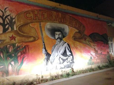 Révolution Cheran : interview des membres du conseil majeur