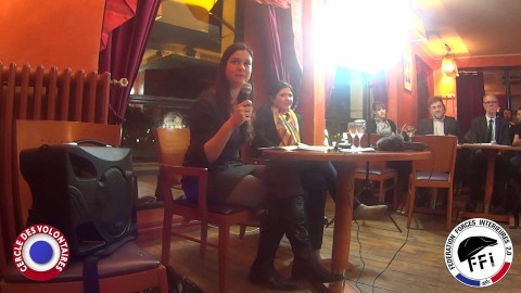 Conférence Débat «Dans l'oeil des Lobbies» animée par Laure Ferrari et Magalie Pernin