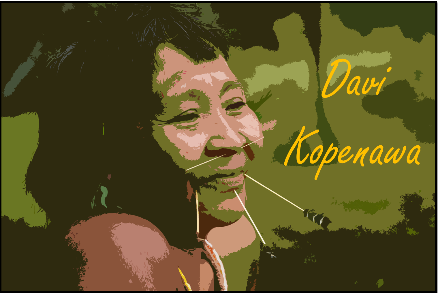 Entretien avec un chaman Yanomami