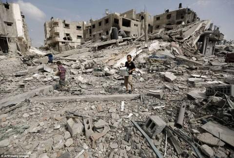 25 vérités sur le siège de Gaza par Israël