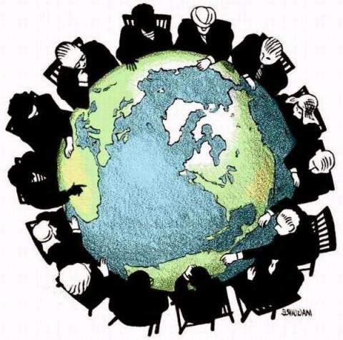 Les principes du pouvoir – L'empire, la propagande et l'apocalypse