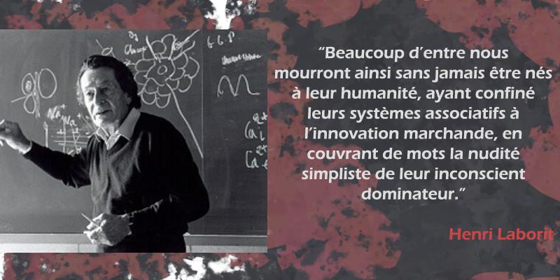La nature de la violence humaine par Henri Laborit