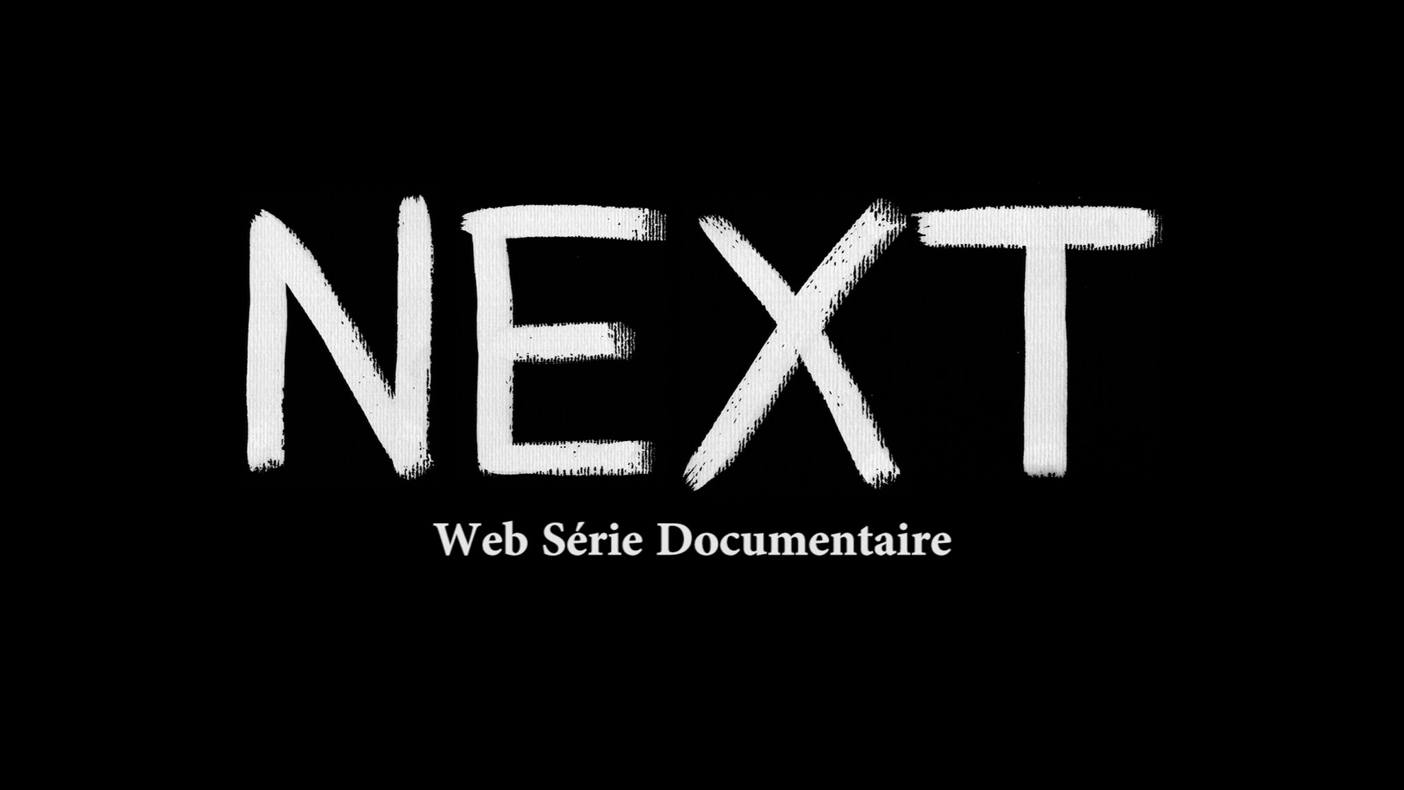 NEXT : la web-série documentaire sur l'effondrement